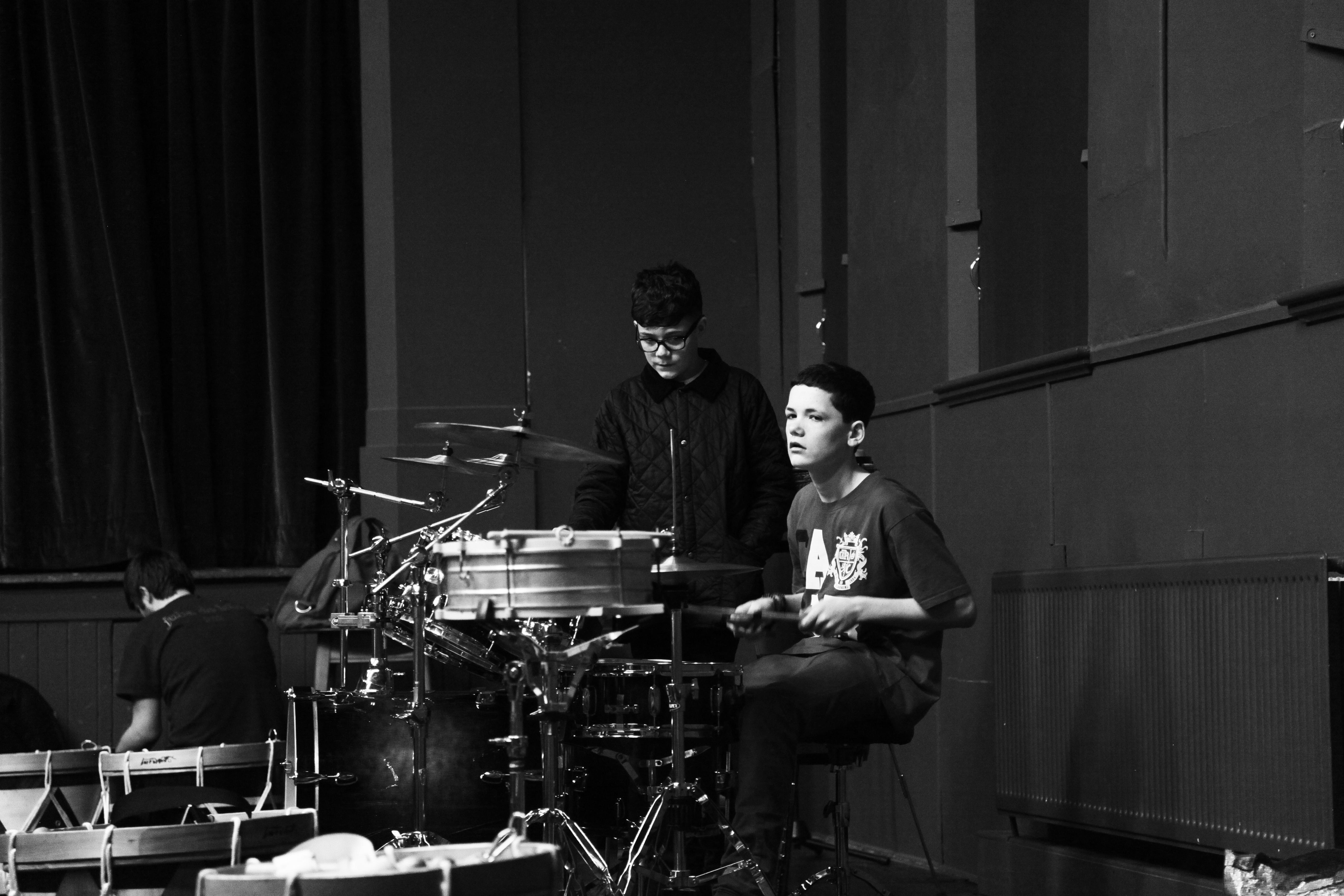 Sam & Connor
